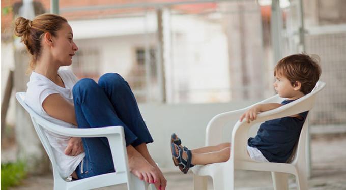 10 фраз, которые обязательно нужно сказать ребенку
