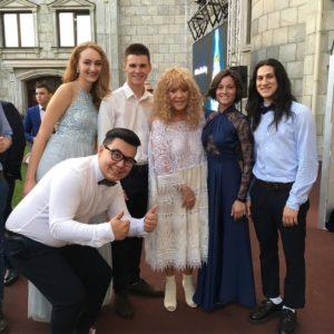 Шикарная свадьба Никиты Преснякова и сотни звездных гостей(фото)