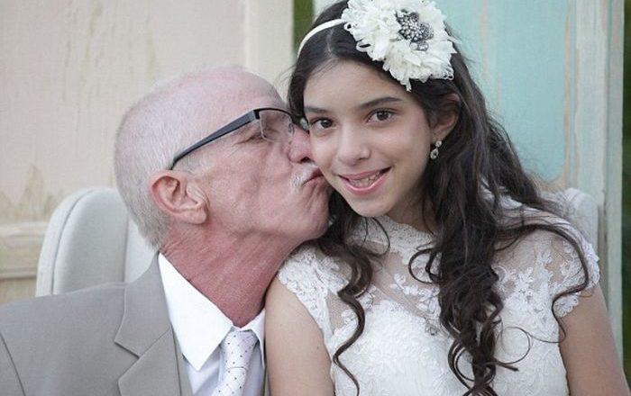 80-летний старик и 12-летняя невеста, эта свадьба шокировала всех