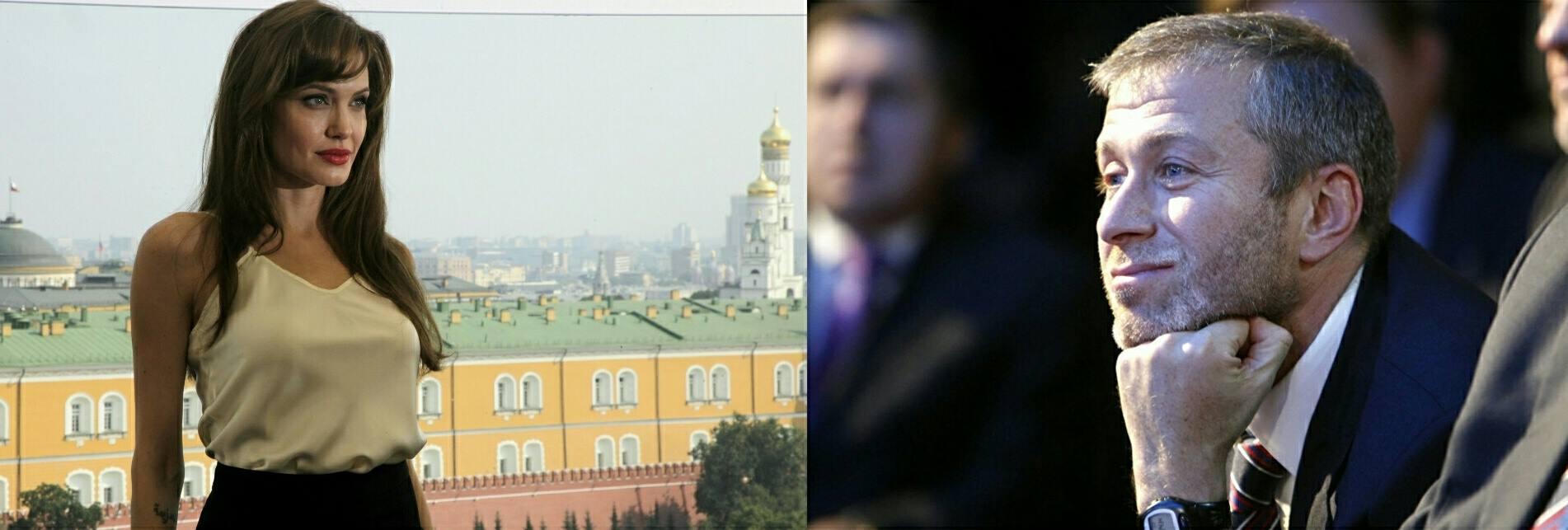 Роман Абрамович и Анджелина Джоли объявили о помолвке