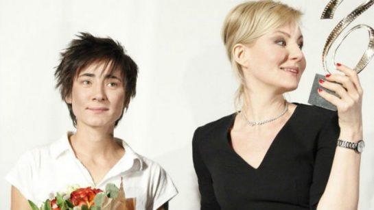 Земфира и Рената Литвинова официально поженились в Швеции