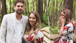 Молодая мама согласилась выйти замуж за своего парня, но не знала, что в тот день он сделает два предложения