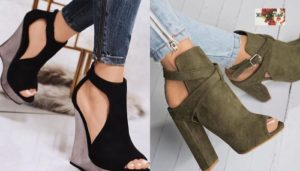 Туфли, которые будут носить в сезоне весна-лето 2018, лучшие новинки.