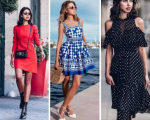 Божественно красиво: 30 идеальных моделей весенних и летних платьев 2018