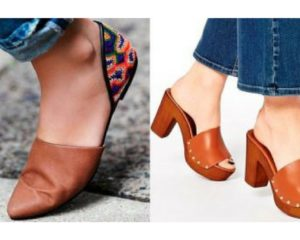 Броги, мюли, биркенштоки: вся самая модная обувь этого сезона!