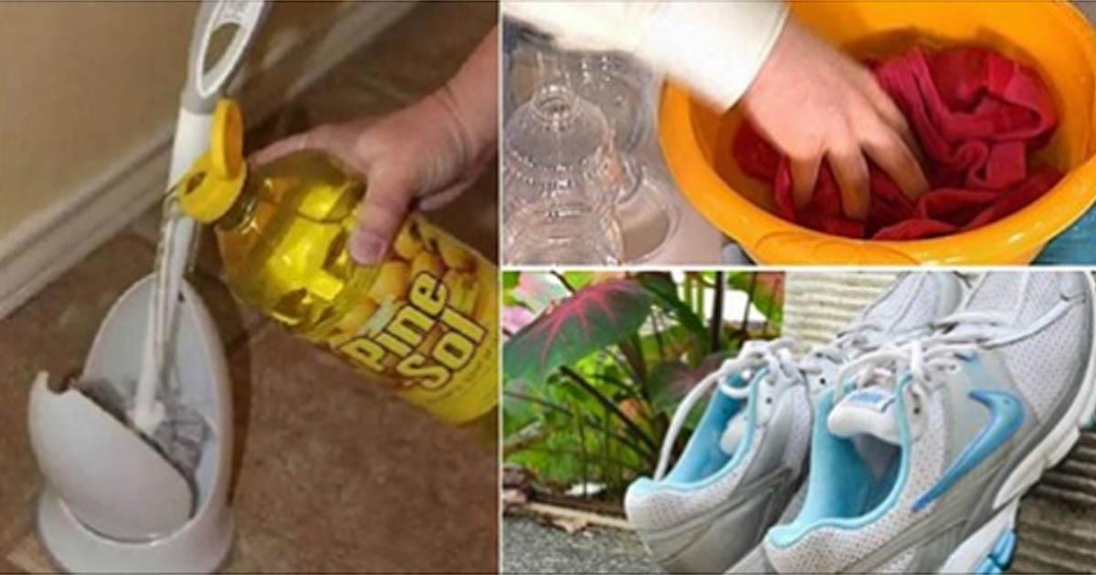 17 бытовых хитростей, которые сделают жизнь проще, а уборку приятнее