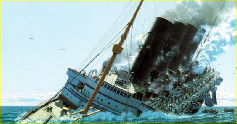 Муж оставил жену на тонущем лайнере — ей не досталось места в спасательной шлюпке
