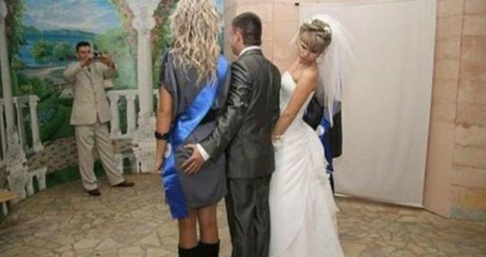 Неповторяемые фотографии со свадеб, которые вы больше нигде не увидите (30 фото)