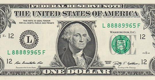 Есть дома купюры в 1 доллар? Проверьте, может, они стоят тысячи!