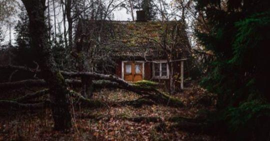 Получили дом в наследство и подарили его женщине