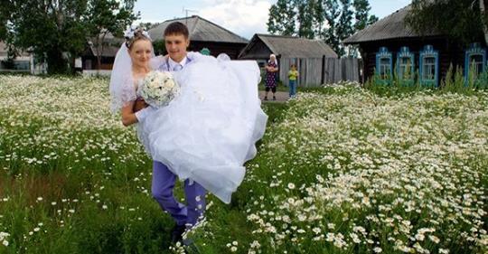 Украл невесту с деревенской свадьбы